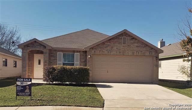 8011 Abbotts Pointe, San Antonio, TX 78254 (MLS #1435518) :: The Losoya Group