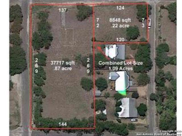 602 S 5th St, Blanco, TX 78606 (MLS #1435946) :: EXP Realty