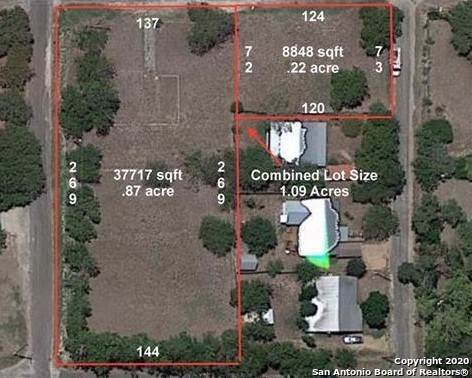 602 S 5th St, Blanco, TX 78606 (MLS #1435947) :: Carolina Garcia Real Estate Group