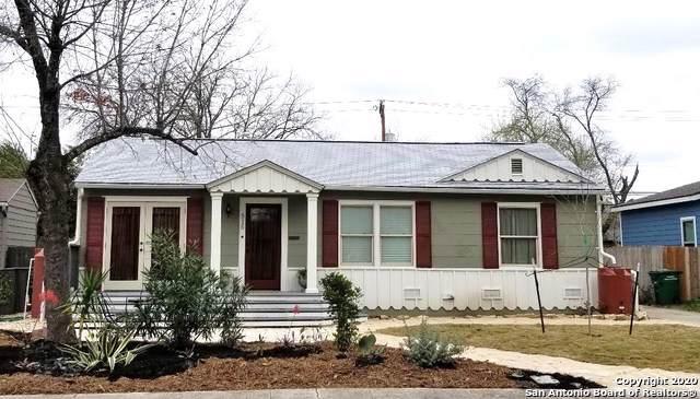 515 N Meadowlane Dr, San Antonio, TX 78209 (MLS #1436586) :: Exquisite Properties, LLC