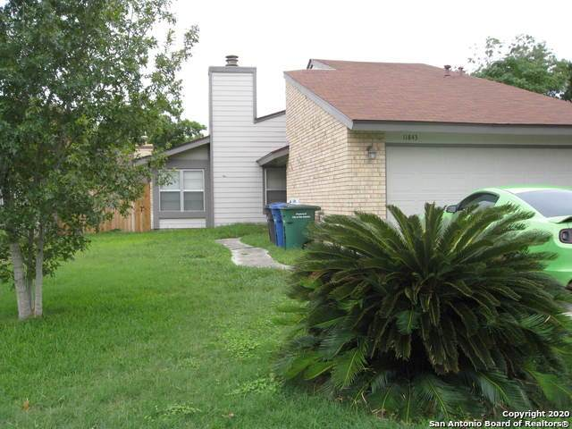 11843 Gallery View St, San Antonio, TX 78249 (MLS #1436728) :: The Glover Homes & Land Group