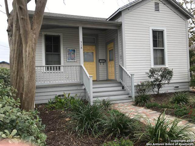 318 Leigh St, San Antonio, TX 78210 (MLS #1437295) :: Alexis Weigand Real Estate Group