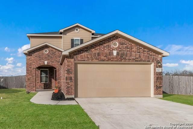 8403 Piedras Crk, San Antonio, TX 78252 (MLS #1437334) :: BHGRE HomeCity