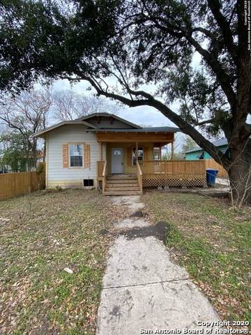 923 Virginia Blvd, San Antonio, TX 78203 (MLS #1438231) :: The Gradiz Group