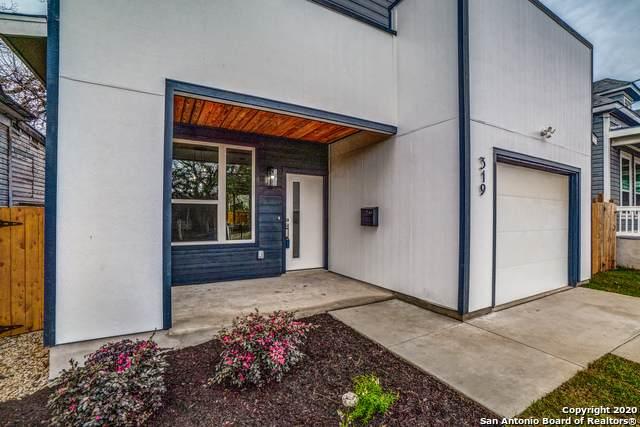 319 Piedmont Ave, San Antonio, TX 78203 (MLS #1439121) :: Vivid Realty