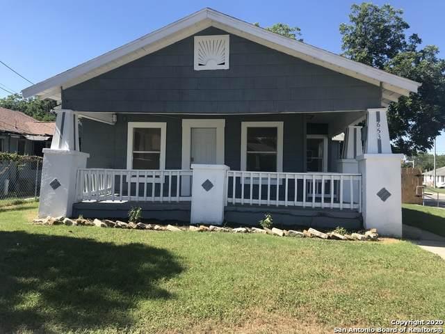 653 Canton, San Antonio, TX 78202 (MLS #1439385) :: Alexis Weigand Real Estate Group