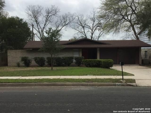 434 Indigo St, San Antonio, TX 78216 (MLS #1439648) :: Reyes Signature Properties