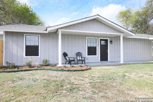 2107 Gaines Mill St, San Antonio, TX 78245 (MLS #1439892) :: BHGRE HomeCity