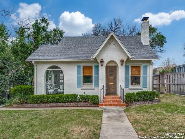 352 Blue Bonnet Blvd, Alamo Heights, TX 78209 (MLS #1440064) :: Vivid Realty