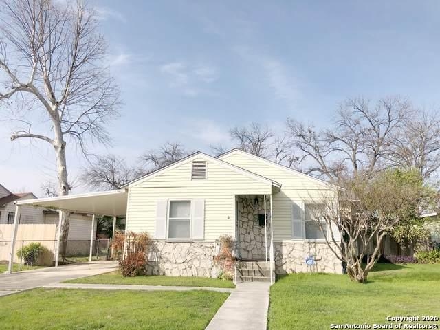 1617 W Winnipeg Ave, San Antonio, TX 78225 (MLS #1440298) :: Neal & Neal Team