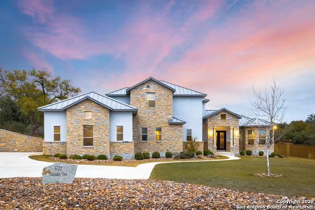 5722 Palisades View, New Braunfels, TX 78132 (MLS #1440895) :: Berkshire Hathaway HomeServices Don Johnson, REALTORS®