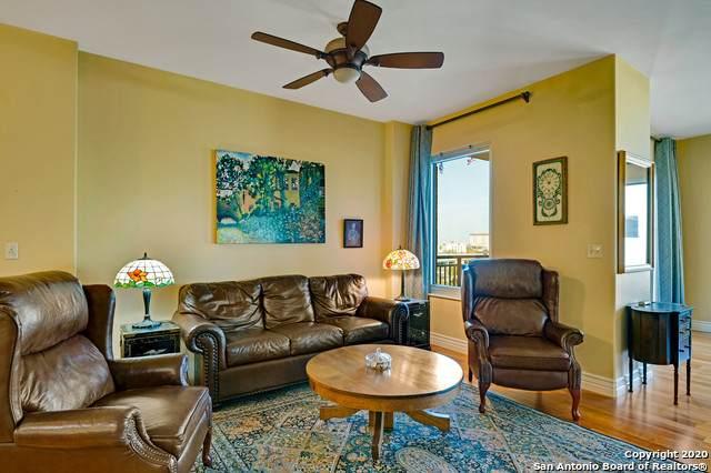 215 N Center #503, San Antonio, TX 78202 (MLS #1440970) :: Reyes Signature Properties