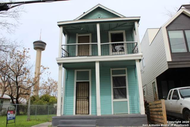 321 Lavaca St, San Antonio, TX 78210 (MLS #1441208) :: EXP Realty