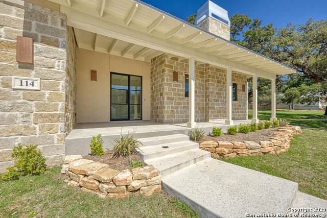 114 Chama Dr, Boerne, TX 78006 (MLS #1441277) :: Alexis Weigand Real Estate Group