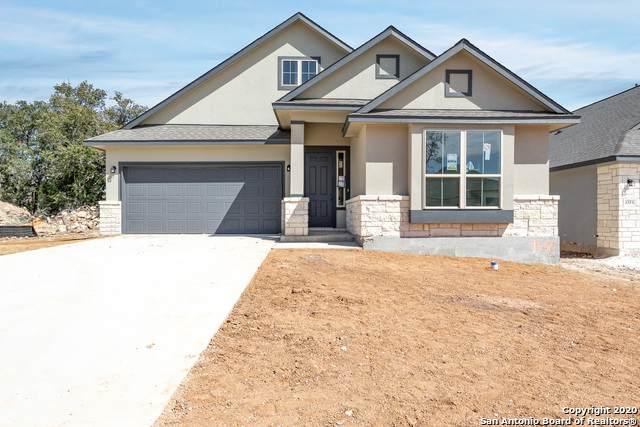 1547 Dundee Park, Bulverde, TX 78163 (MLS #1441312) :: BHGRE HomeCity San Antonio