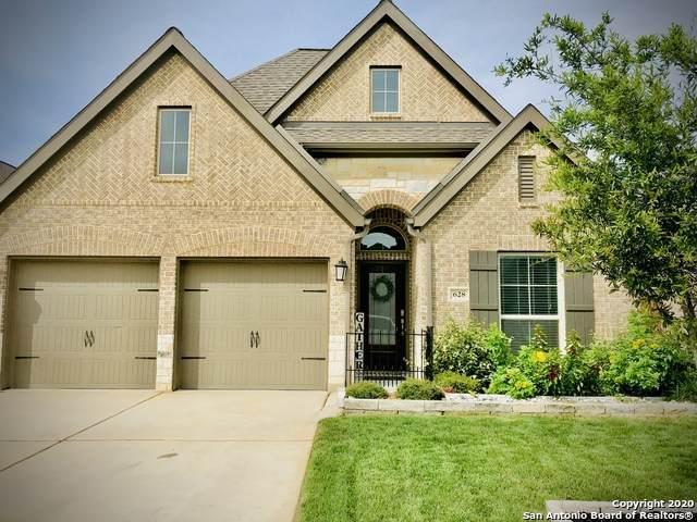 628 Arroyo Dorado, New Braunfels, TX 78130 (MLS #1441360) :: The Heyl Group at Keller Williams