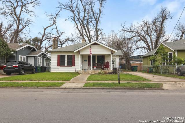419 Barrett Pl, San Antonio, TX 78225 (MLS #1441591) :: Alexis Weigand Real Estate Group
