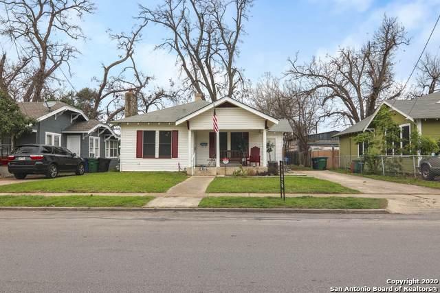 419 Barrett Pl, San Antonio, TX 78225 (MLS #1441591) :: Neal & Neal Team