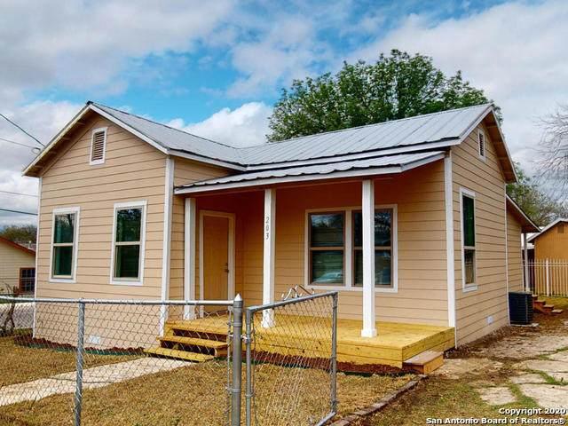 203 Coleman St, San Antonio, TX 78208 (MLS #1443714) :: Tom White Group