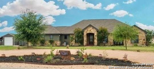 121 Vintage Run, La Vernia, TX 78121 (MLS #1443737) :: The Gradiz Group