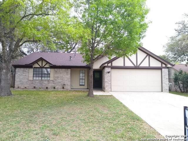 8819 Ridge Gate St, San Antonio, TX 78250 (MLS #1444067) :: Vivid Realty