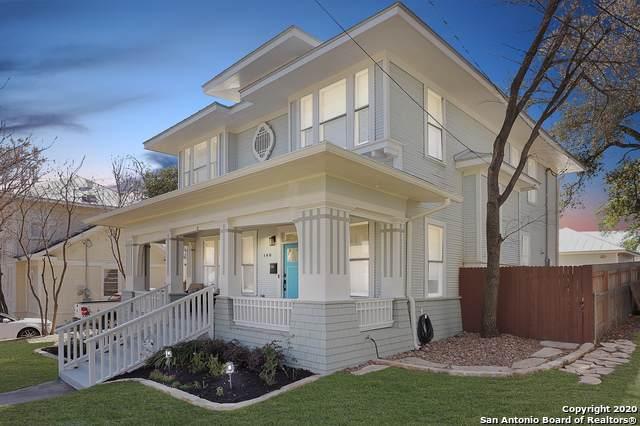 140 E Magnolia Ave, San Antonio, TX 78212 (MLS #1444777) :: BHGRE HomeCity San Antonio