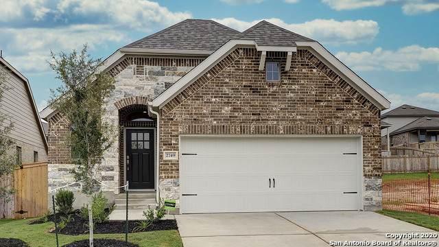 2749 Barkey Springs, San Antonio, TX 78245 (#1445025) :: The Perry Henderson Group at Berkshire Hathaway Texas Realty