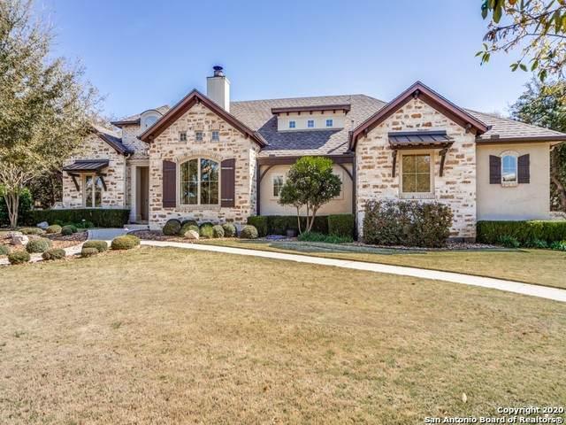 125 Ledge Springs, Boerne, TX 78006 (MLS #1445043) :: Neal & Neal Team