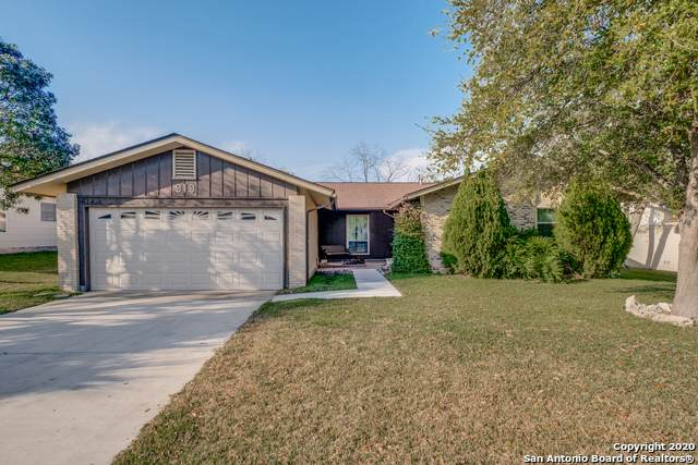 919 Morey Peak Dr, San Antonio, TX 78213 (MLS #1445405) :: The Gradiz Group