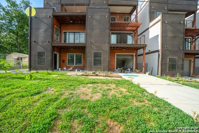 902 Montana St #101, San Antonio, TX 78203 (MLS #1445618) :: The Mullen Group | RE/MAX Access