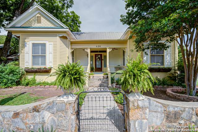 426 Seventh St, Comfort, TX 78013 (MLS #1445621) :: The Mullen Group | RE/MAX Access