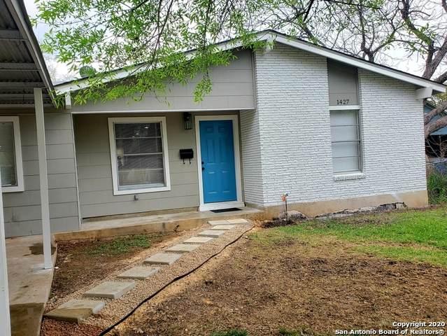 1427 Thorain Blvd, San Antonio, TX 78201 (MLS #1445872) :: Vivid Realty