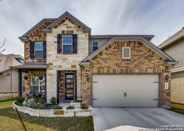 241 Cansiglio, Cibolo, TX 78108 (MLS #1445903) :: The Heyl Group at Keller Williams