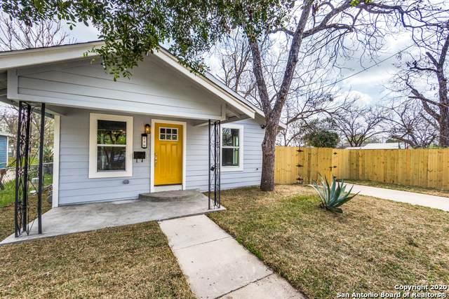 130 King Roger St, San Antonio, TX 78204 (MLS #1445920) :: EXP Realty
