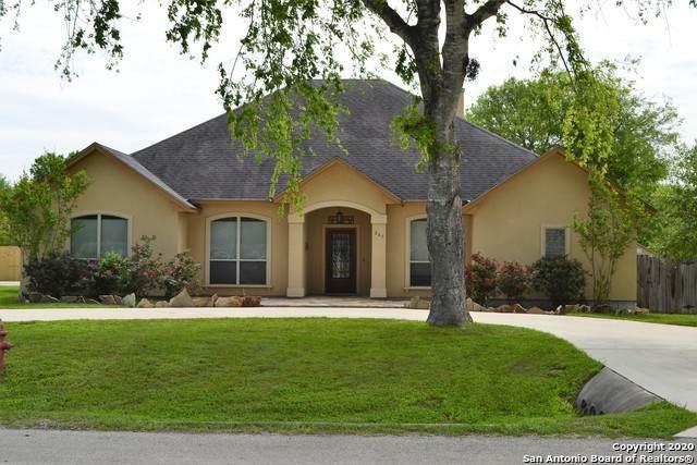 207 Meadowlark Ln, McQueeney, TX 78123 (MLS #1446022) :: The Glover Homes & Land Group