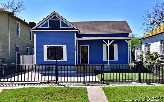 906 Burleson, San Antonio, TX 78202 (MLS #1446146) :: Vivid Realty