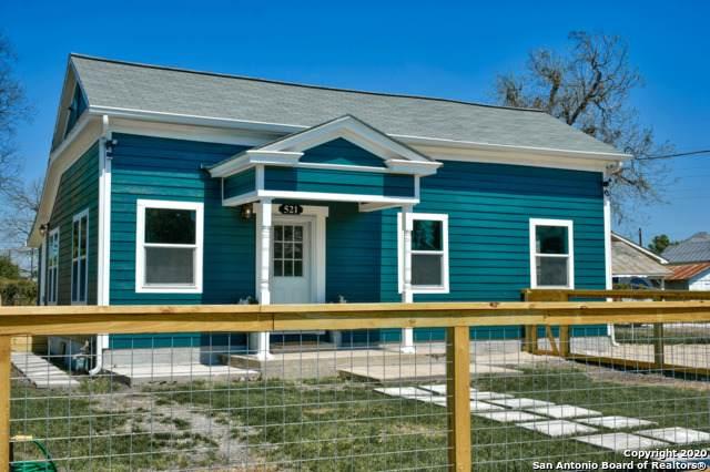 521 Hicks Ave, San Antonio, TX 78210 (MLS #1447861) :: The Castillo Group