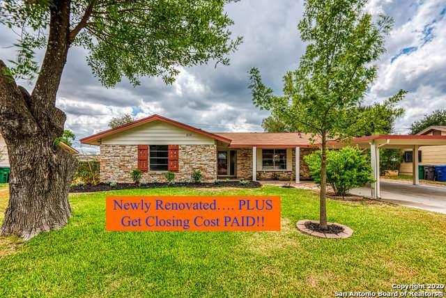 7354 Meadow Breeze Dr, San Antonio, TX 78227 (MLS #1448469) :: BHGRE HomeCity San Antonio