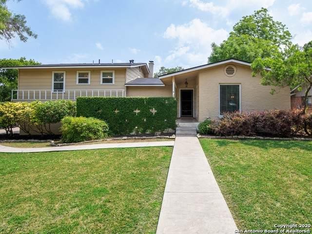 1102 Haltown Dr, San Antonio, TX 78213 (MLS #1448541) :: Carolina Garcia Real Estate Group