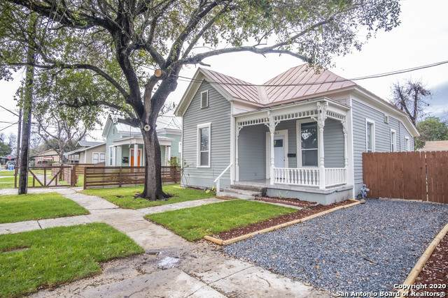 1017 N Palmetto St, San Antonio, TX 78202 (MLS #1448686) :: Tom White Group