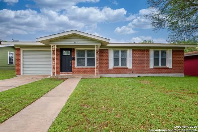 307 Lemur Dr, San Antonio, TX 78213 (MLS #1448963) :: Carolina Garcia Real Estate Group