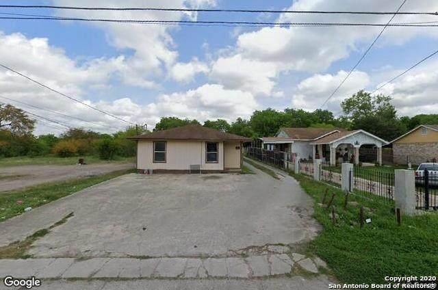 165 E Petaluma Blvd, San Antonio, TX 78221 (MLS #1449146) :: Vivid Realty