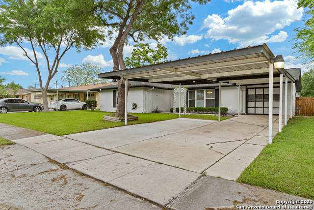 5126 Galahad Dr, San Antonio, TX 78218 (MLS #1449495) :: The Heyl Group at Keller Williams