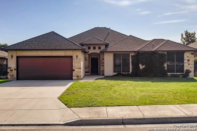 2261 Sun Pebble Way, New Braunfels, TX 78130 (MLS #1449997) :: Alexis Weigand Real Estate Group