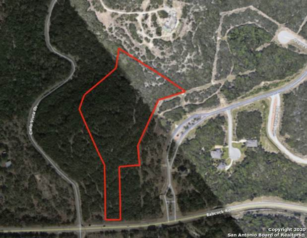 10.81 ACRES Babcock Rd, San Antonio, TX 78255 (MLS #1450080) :: The Real Estate Jesus Team