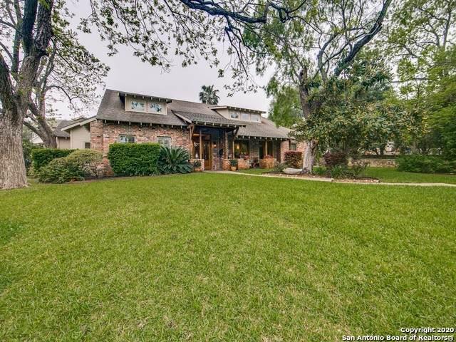 202 Joliet Ave, Alamo Heights, TX 78209 (MLS #1450201) :: Reyes Signature Properties