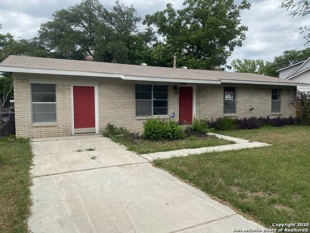 4131 Moana Dr, San Antonio, TX 78218 (MLS #1450385) :: The Lugo Group