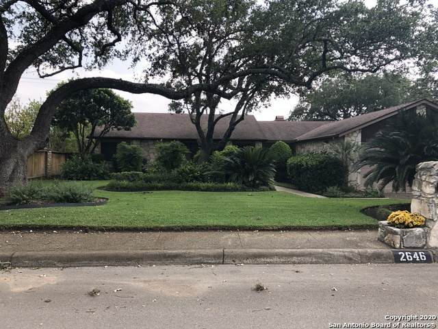 2646 Pebble Dawn, San Antonio, TX 78232 (MLS #1450987) :: The Gradiz Group