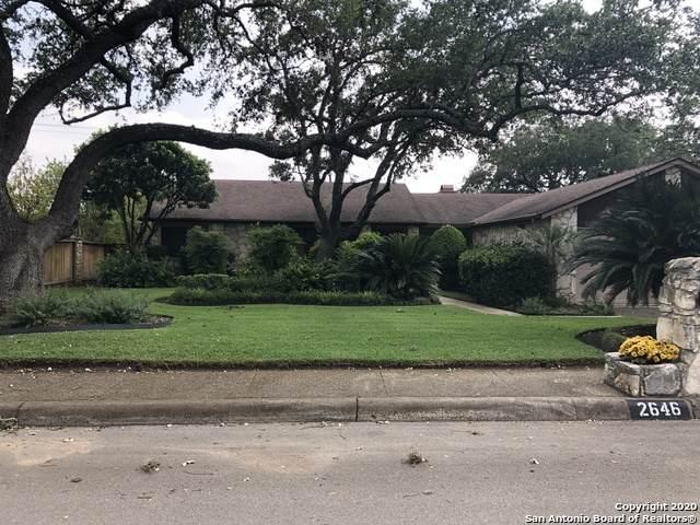 2646 Pebble Dawn, San Antonio, TX 78232 (MLS #1450987) :: The Glover Homes & Land Group