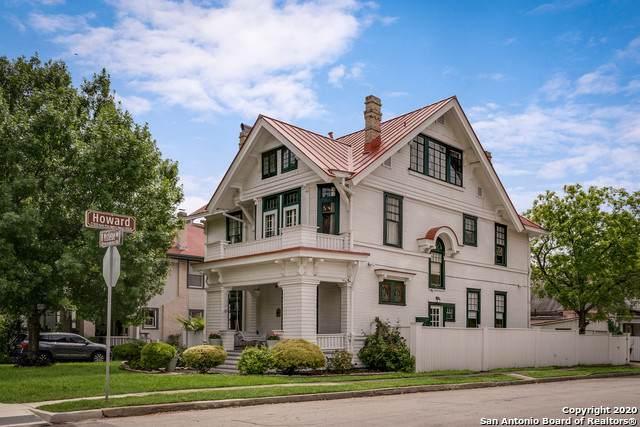 134 W Mistletoe Ave, San Antonio, TX 78212 (MLS #1451839) :: Exquisite Properties, LLC